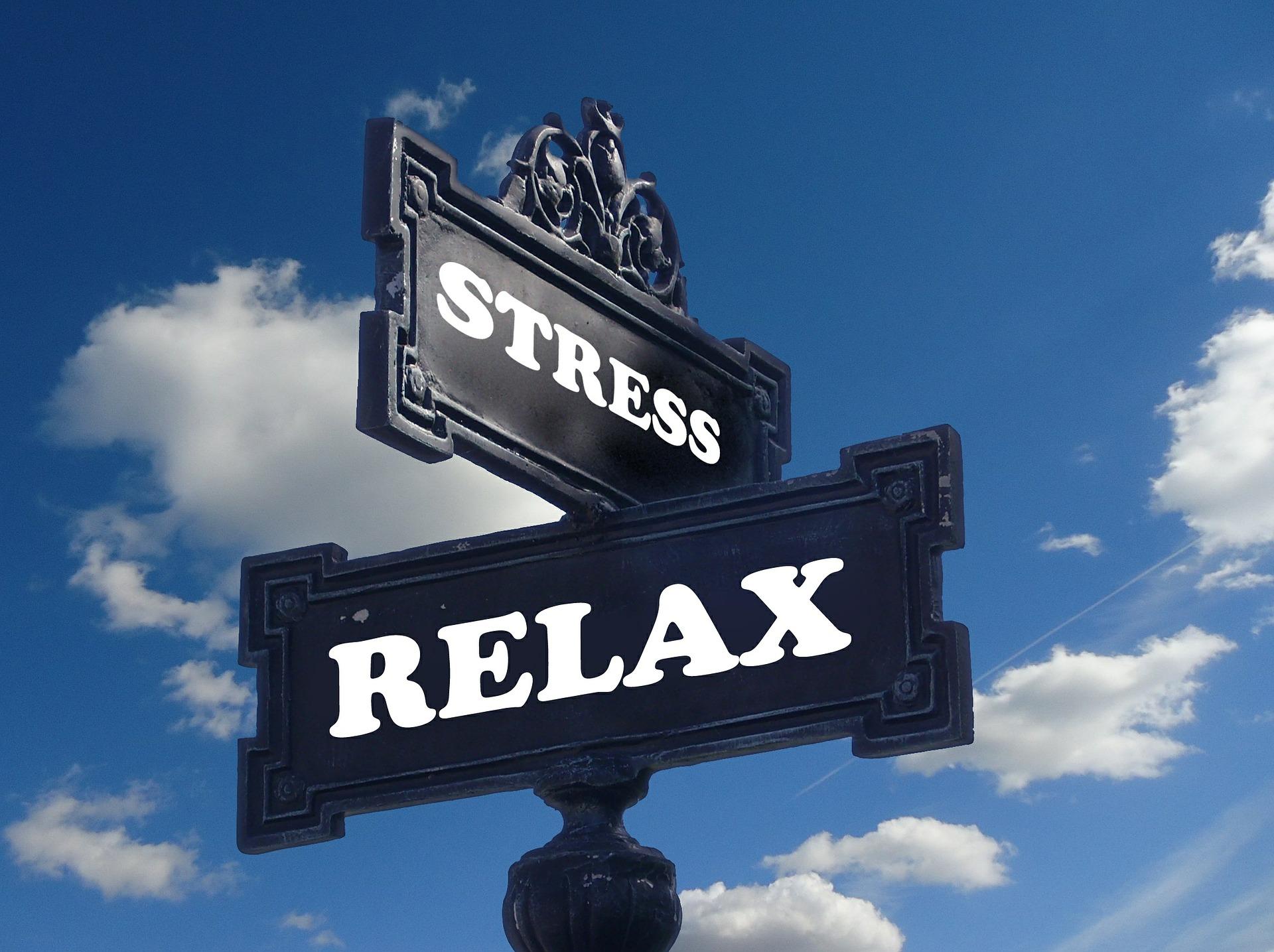 リラックスとストレス